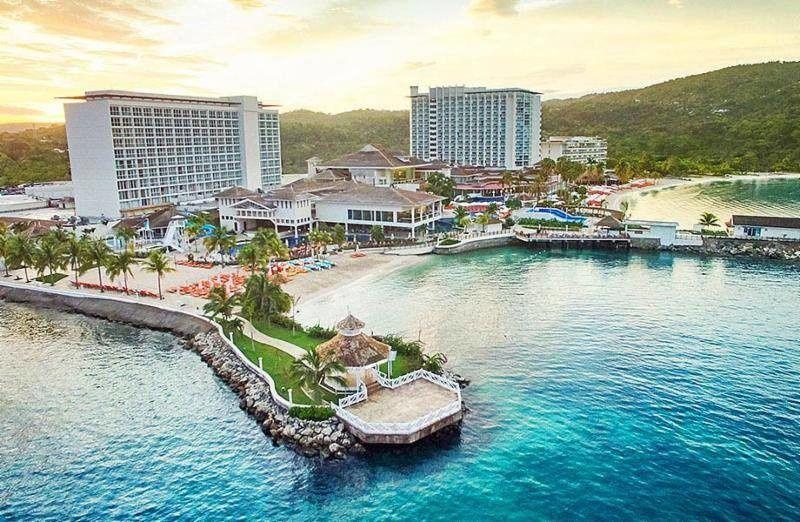 Hotel and resort