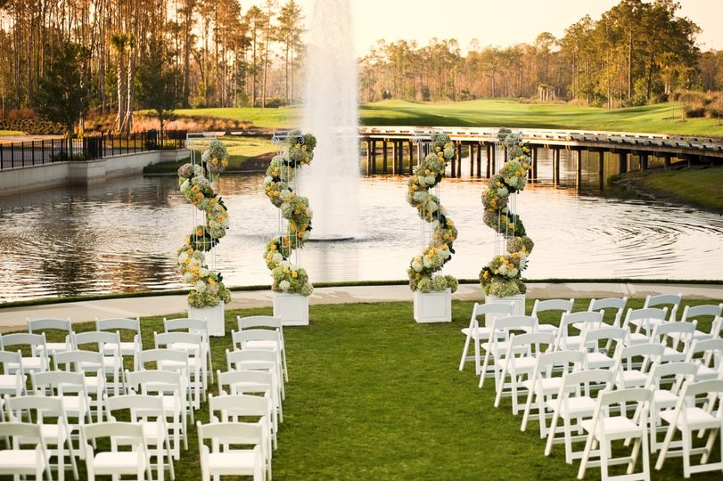 Waldorf Astoria Orlando Venue Orlando FL WeddingWire