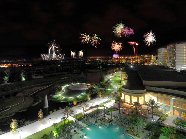 Tmx 1414508939617 Wa Fireworks Horiz High Res Orlando, FL wedding venue