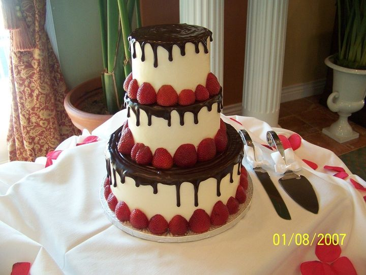 Tmx 1468885694334 Cake Raleigh, NC wedding catering