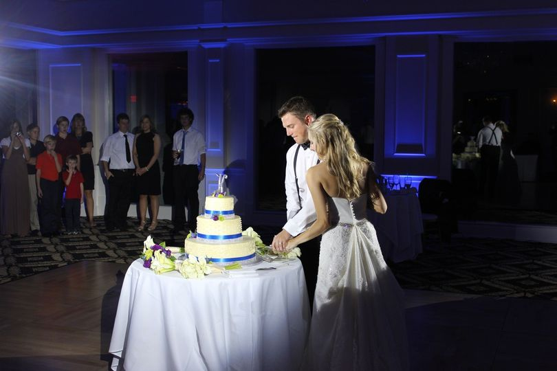 Trump National DC - Spotlighted Cake Cutting
