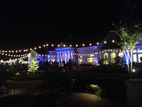 Beautiful cantina lights
