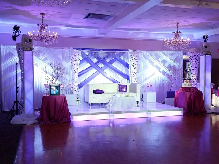 Tmx 1428415313374 Lighted Stage Ateet Herndon, District Of Columbia wedding eventproduction