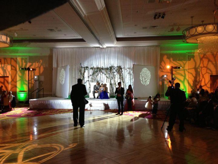 Tmx 1429320304834 Fairviewparkmarriottreceptionstagespotlight Herndon, District Of Columbia wedding eventproduction