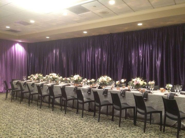 Tmx 1519154569 F264a3559bdd19ae 1519154567 7e099741b7325bf4 1519154566621 10 Eggplant Drape Herndon, District Of Columbia wedding eventproduction