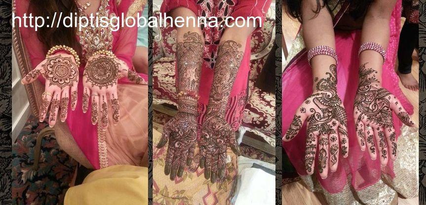 Bridal Mehndi Edison Nj : Fastest henna artist dipti desai bridal mehndi make