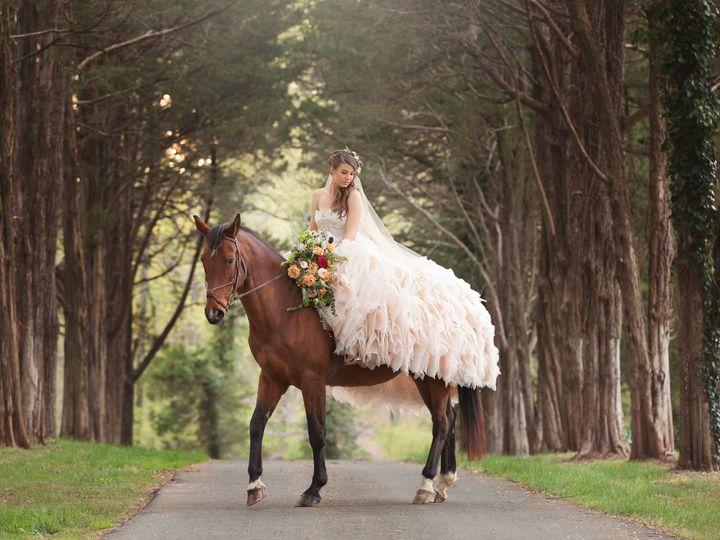 Tmx 1516294865 2a0bf986743735a4 Poplar Springs Stylized Shoot 2015 Kim Hall   Bride On Horse Warrenton, VA wedding venue