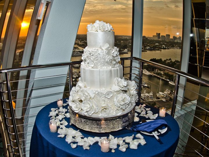 Tmx 1366225511256 Wedding Cake Fort Lauderdale wedding planner