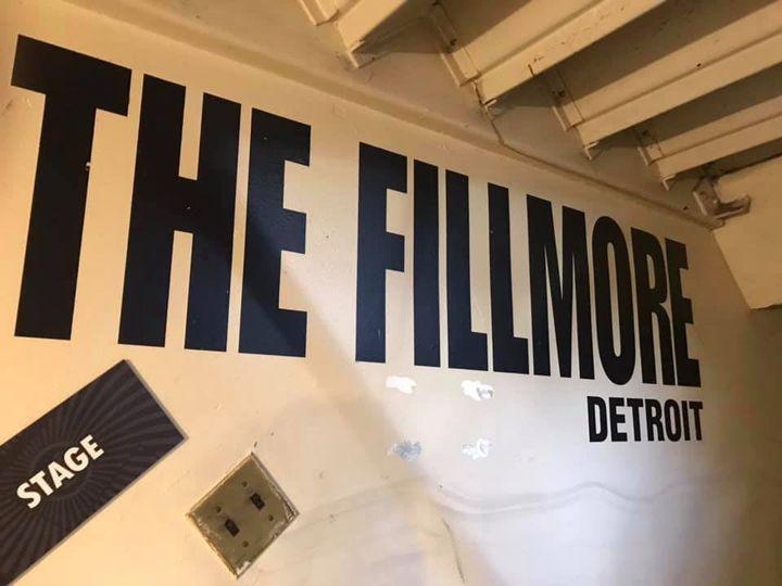 Tmx Fillmore Stage 51 731122 158941811061053 Detroit, MI wedding band