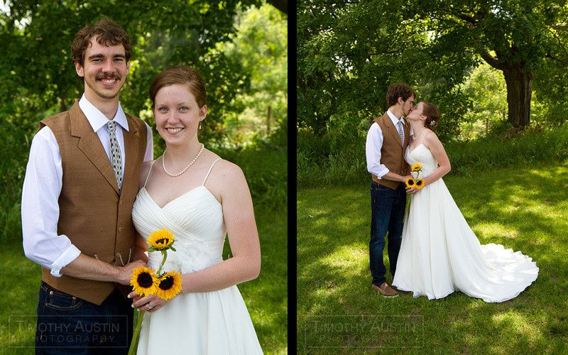 Posed photos are an important part of wedding photography. Not the only part - but an important...