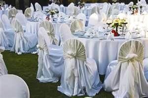 Missouri Wedding Officiants Reception Dinner Setting