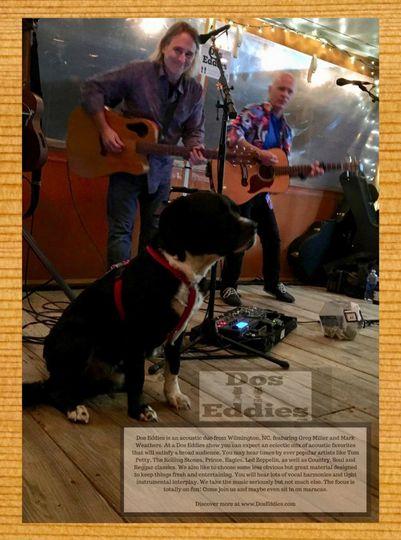 Dos Eddies -Live Acoustic Entertaimmnet