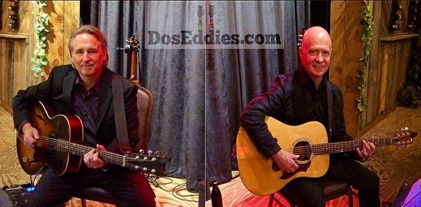 Dos Eddies - Live Acoustic Entertainment
