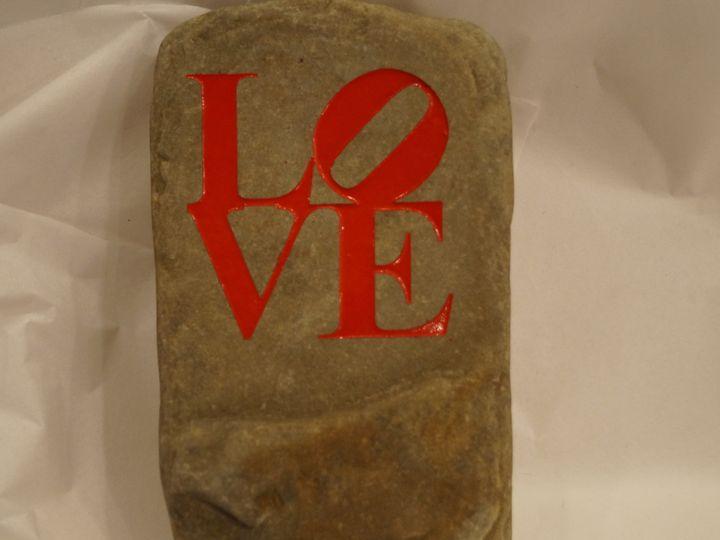 Tmx 1449682040446 Coasters Love Red Rock Gold Fleur De Li 003 Westfield wedding favor