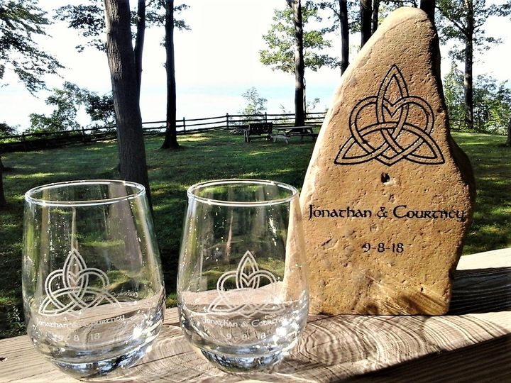 Tmx Engraved Wedding Rock And Wine Glasses Celtic Knot 51 903122 1555360104 Westfield wedding favor