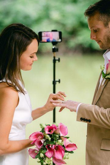 2020 Zoom Wedding