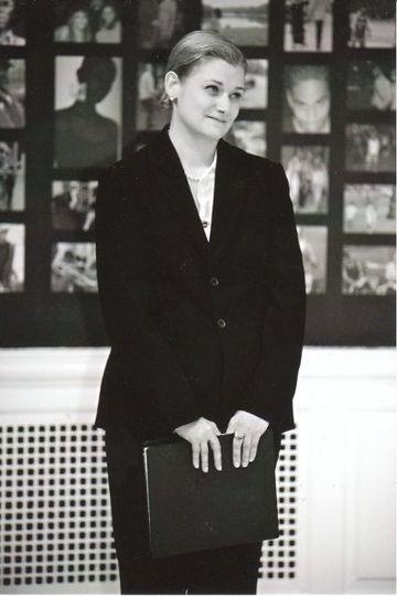 Rev. Annie Lawrence, New York, NY