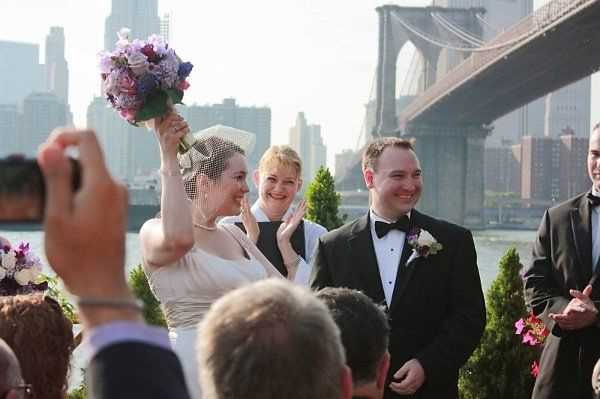 Annie Lawrence, NYC Wedding Officiant
