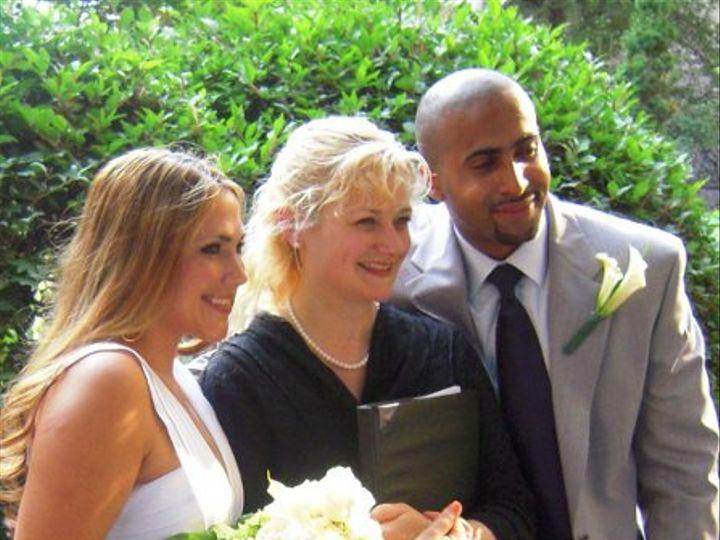Tmx 1257462142581 Melissaomarfacebook2 New York, NY wedding officiant