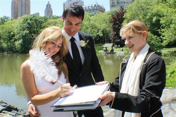 Tmx 1338373160538 JamieSarahsWeddingMay13th2010228 New York, NY wedding officiant