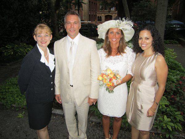Tmx 1338373458447 IMG0844 New York, NY wedding officiant