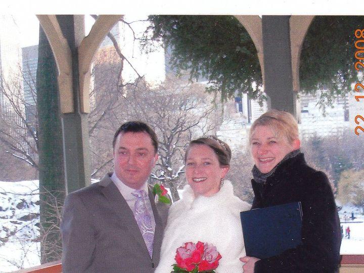 Tmx 1418676427879 122208p Nichole  David New York, NY wedding officiant