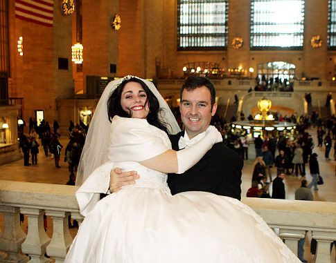 Tmx 1418677572407 123110 Tom  Kristy Daily News2 New York, NY wedding officiant