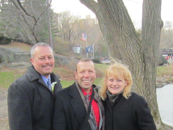Tmx 1418678021825 122811 Shawn  Dane  Annie New York, NY wedding officiant