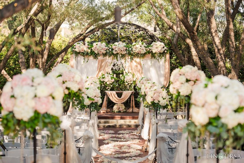 Stunning Wedding Ceremony