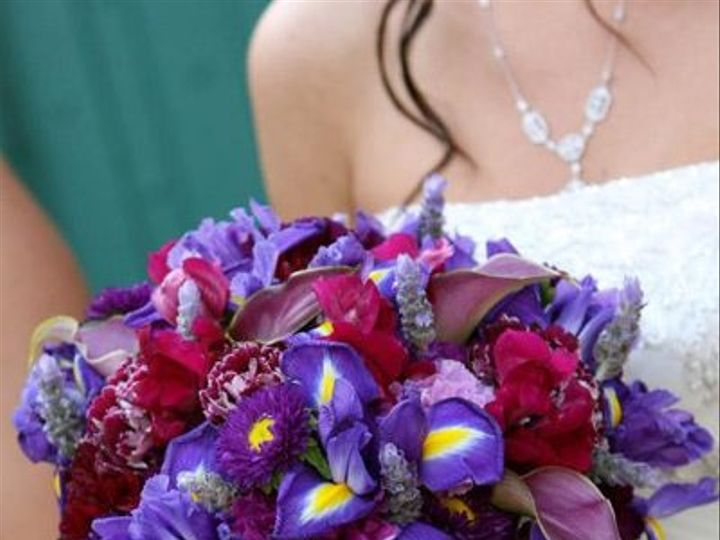 Tmx 1244948247551 Laurenholdingbouquetprofessional Tulsa wedding florist