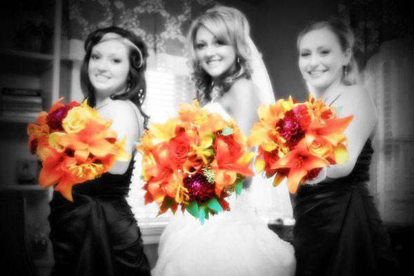 Tmx 1298251390749 Orange2 Tulsa wedding florist