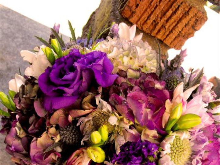 Tmx 1298346386000 Prplehydrangeabokay Tulsa wedding florist