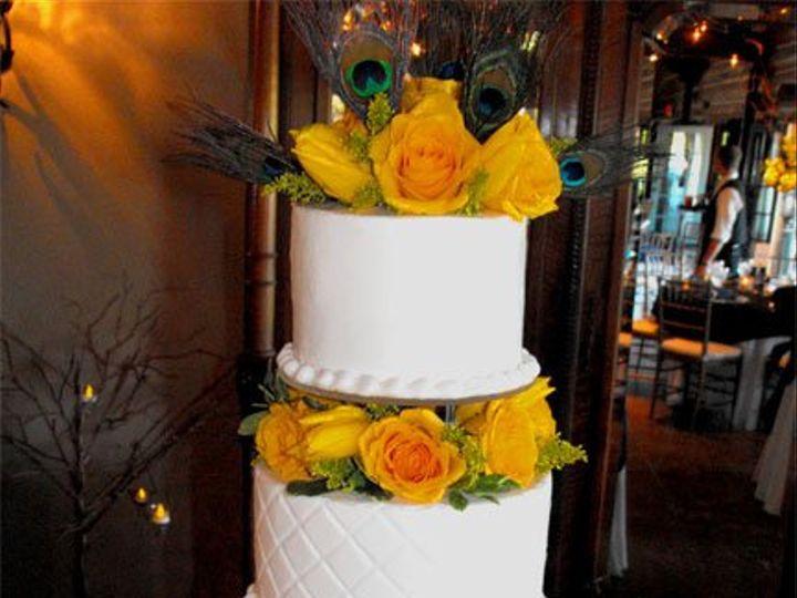 Tmx 1303345903806 Peacockcake Tulsa wedding florist