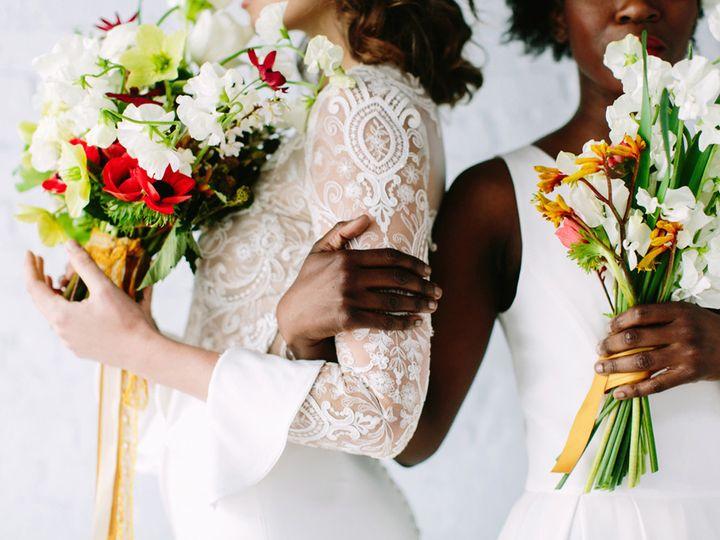 Tmx 1490024369191 31bergnstyledshootsneakpeekswebsized Brooklyn, NY wedding florist