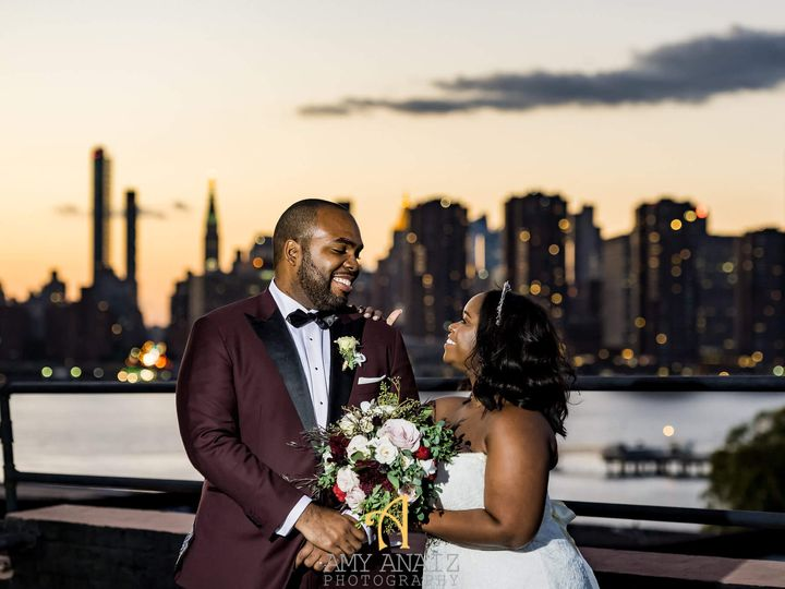 Tmx 1490025035013 Holderweddingrondelyanique177 Brooklyn, NY wedding florist