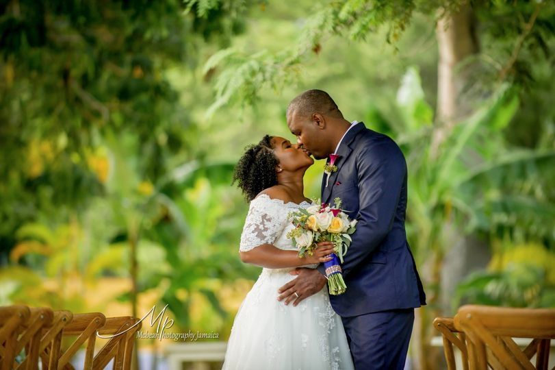 That first kiss In Negril