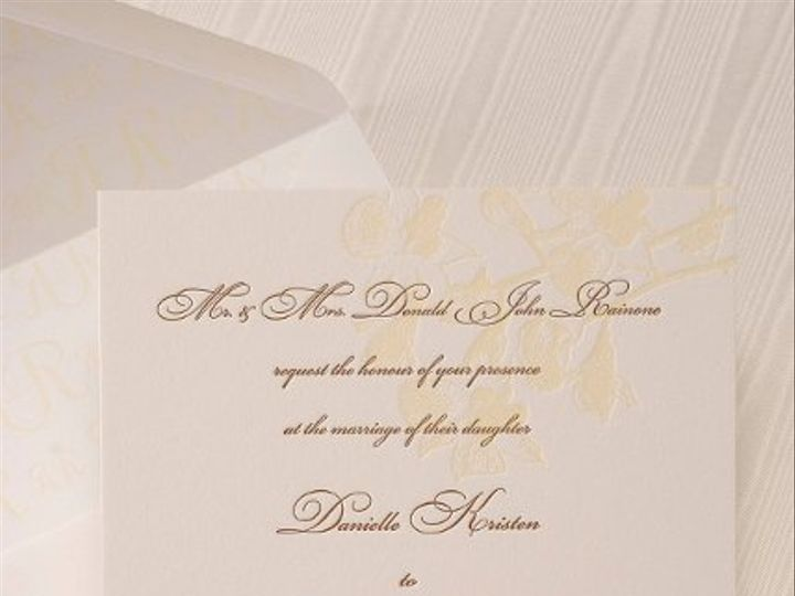 Tmx 1296252817588 SparkDanielle Morganville, New Jersey wedding invitation