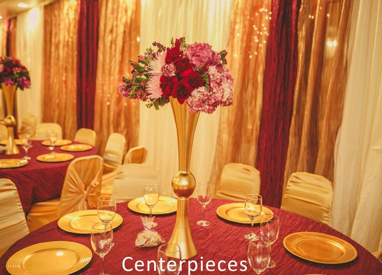 The new gem center venue tuscon az weddingwire 800x800 1477087070589 wedding centerpieces vintage decoration tucsonresi junglespirit Images