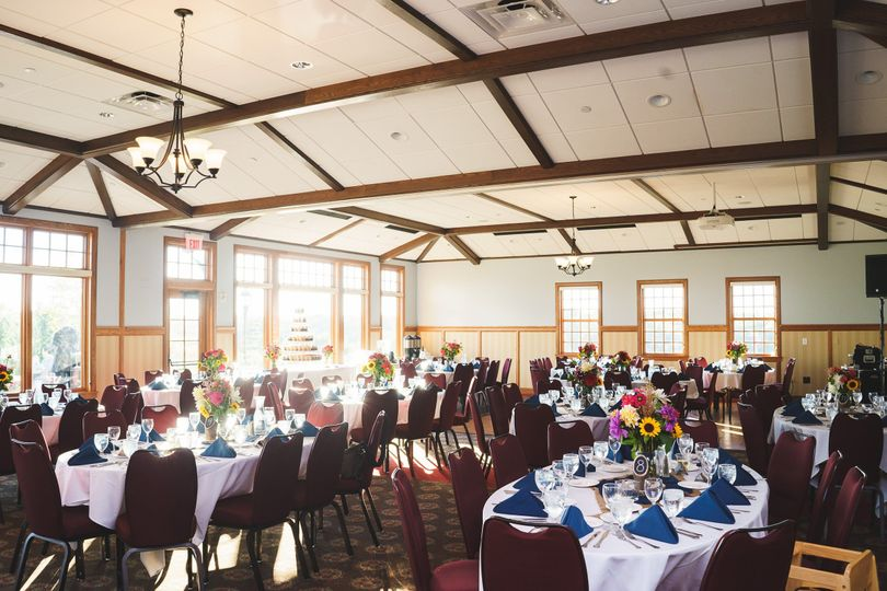 Keller Golf Course - Ballroom