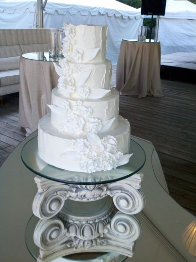 destin fl wedding cakes bake my day wedding cake destin fl weddingwire 13504