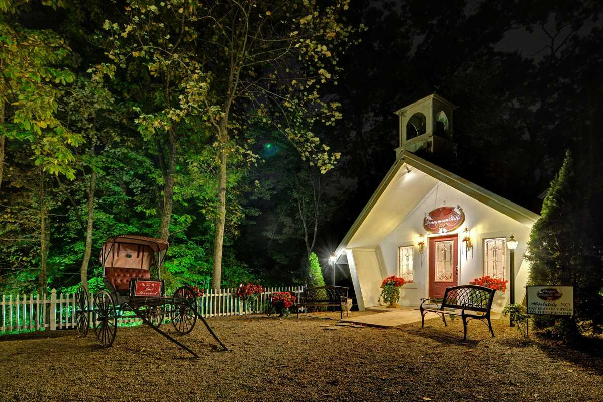 Wedding Chapel at Honeymoon Hills