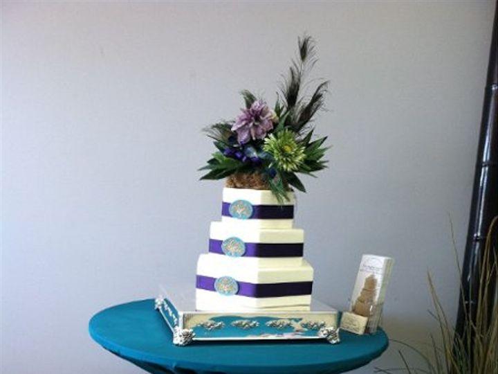 Tmx 1317756891385 Peacockcake Emerald Isle wedding rental