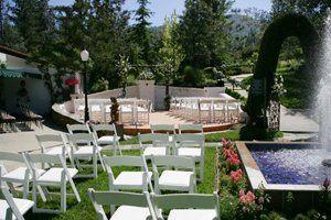 Ceremony Garden Courtyard