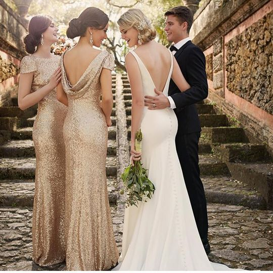 Wedding Dresses in Flor Da