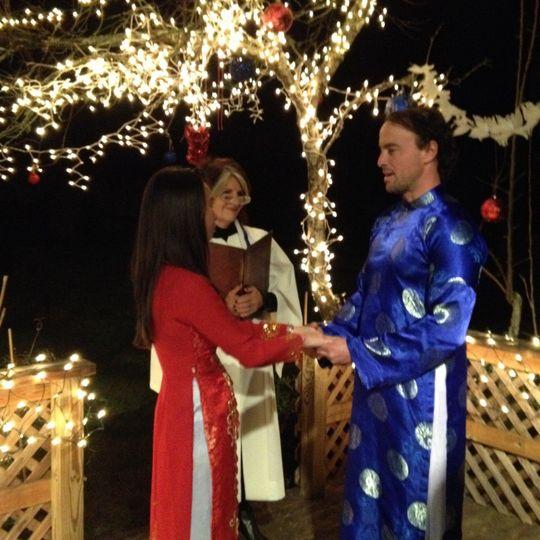 A Thai Wedding