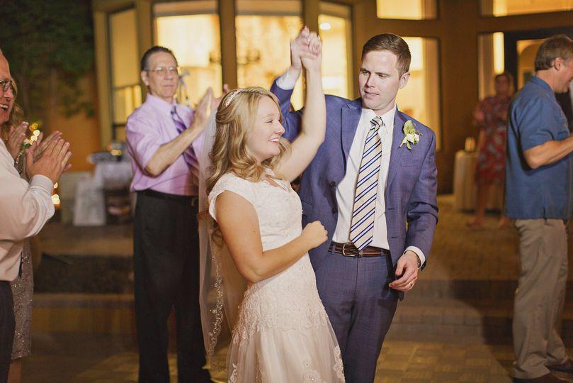 Scott & Amanda Dancing