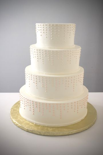 Four layererd cake
