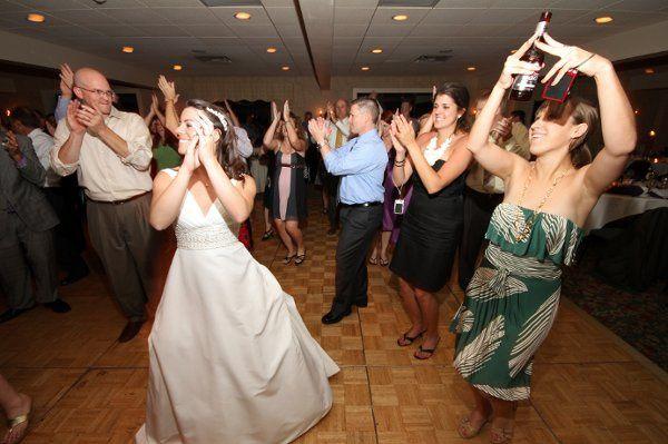 DJ Brian Smith Wedding Reception at Spring Ford CC