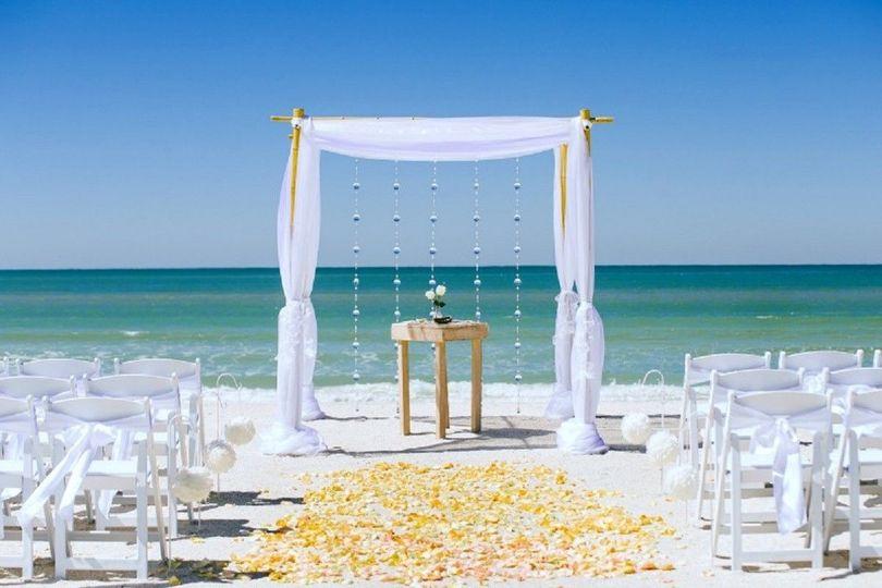 Florida Destination Beach Weddings & Events