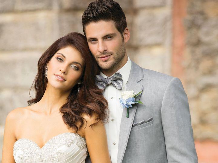 Tmx 1451407708340 Grey Allure Grooms Coat Minneapolis, Minnesota wedding dress